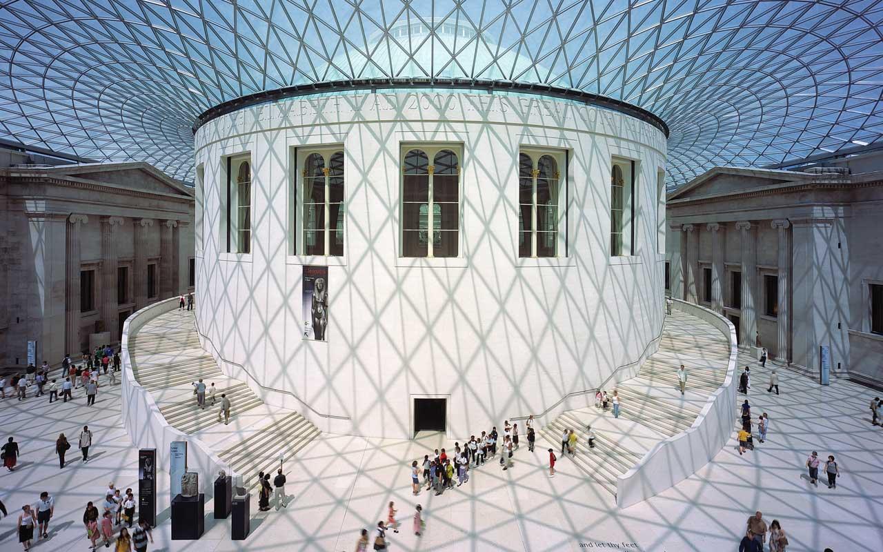 The British Museum, Lontoo